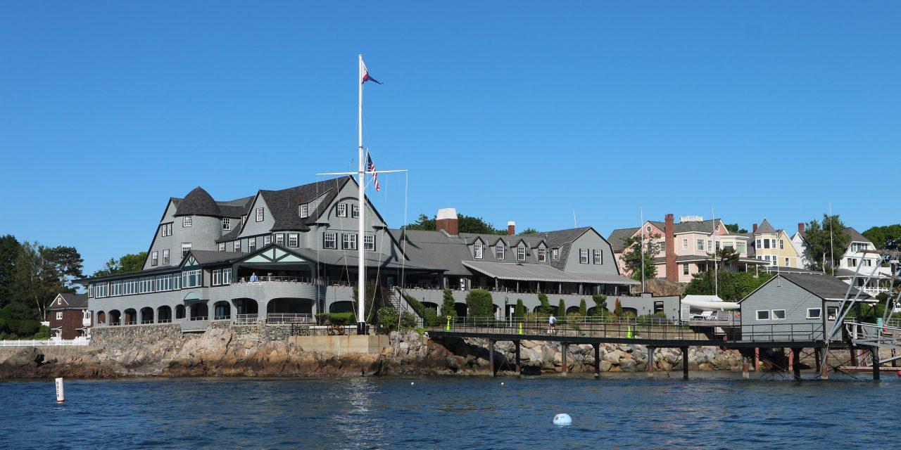 Around the Harbor: Corinthian Yacht Club