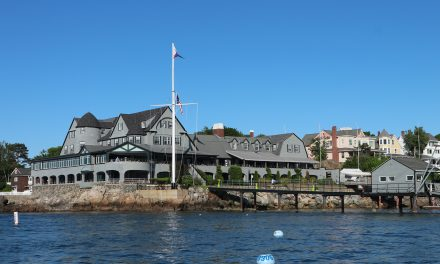 Around the Harbor: Corinthian Yacht Club