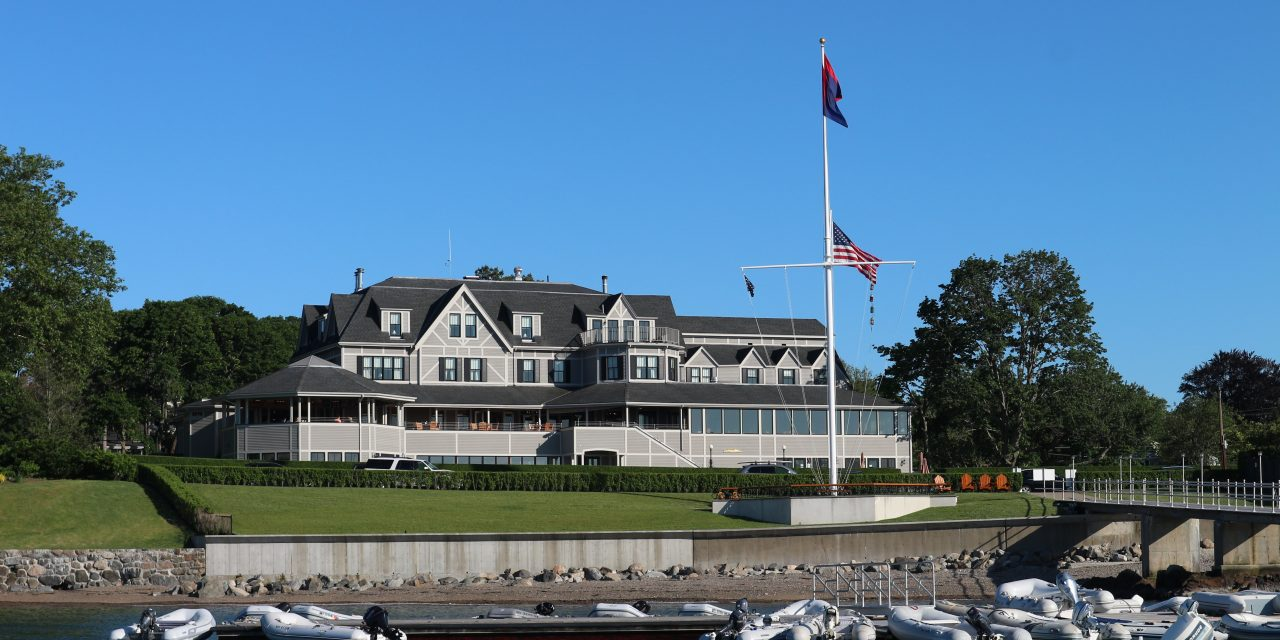 Around the Harbor: Eastern Yacht Club