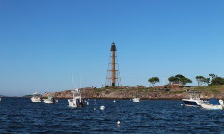 Around the Harbor: Marblehead Light