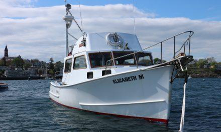 Boat of the Week—Elizabeth M
