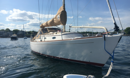 Boat of the Week—Bluebird
