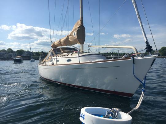 Boat of the Week—Bluebird