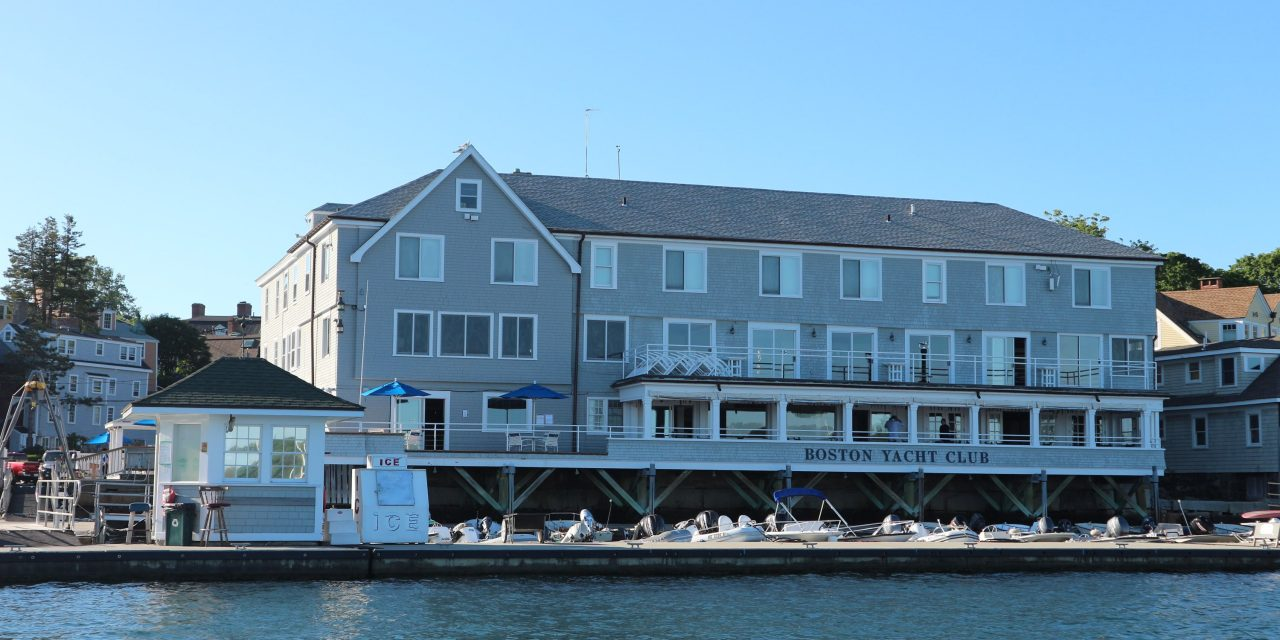 Around the Harbor—Boston Yacht Club
