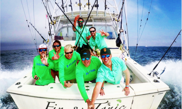 Fin and Tonic – Albemarle 41′