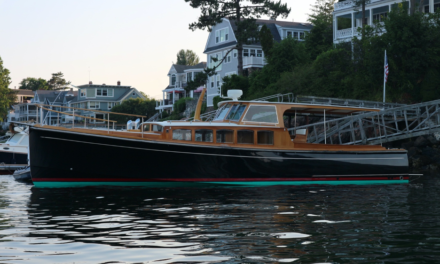Spirit of Marblehead – Latitude 46 40′