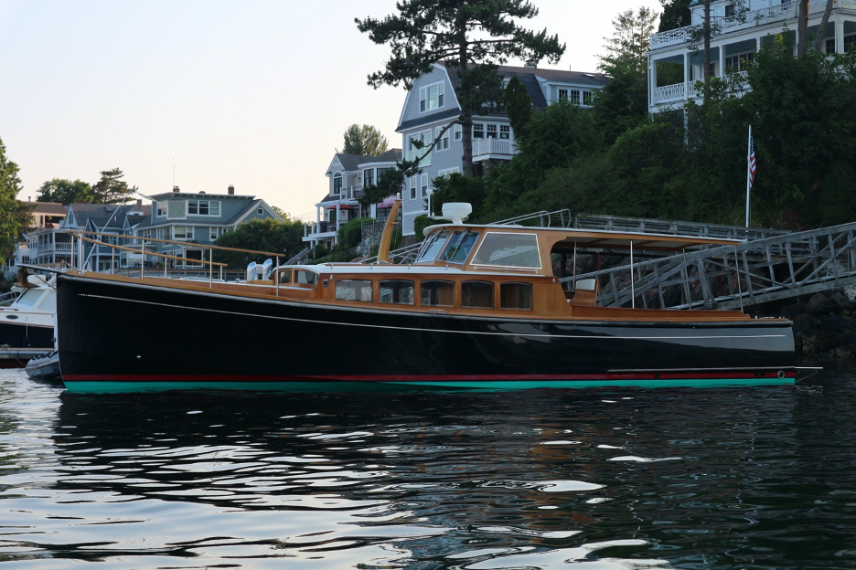 Boat of the Week—Spirit of Marblehead
