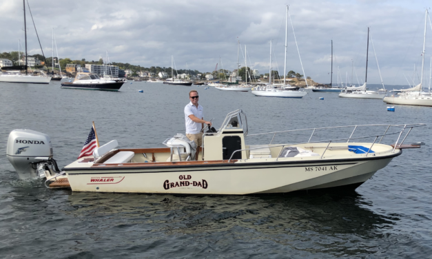 Old Grand-Dad – Boston Whaler 22′