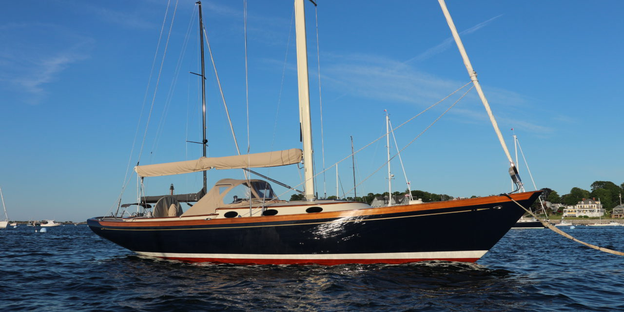 BOAT OF THE WEEK—AUJOURD'HUI