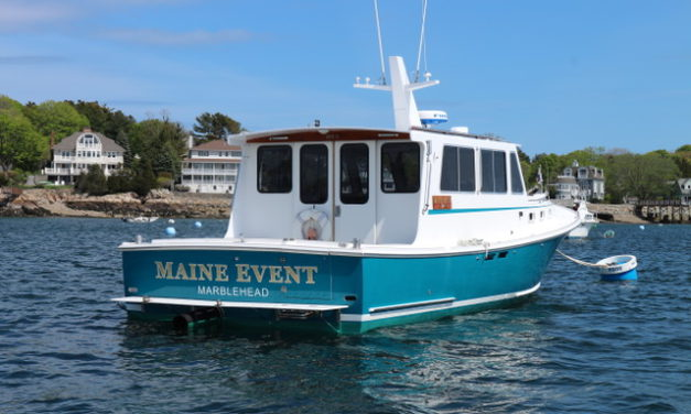 BOAT OF THE WEEK—MAINE EVENT