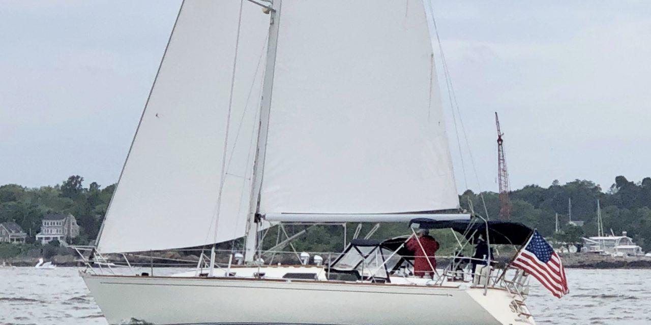 Skye – Sabre 39′