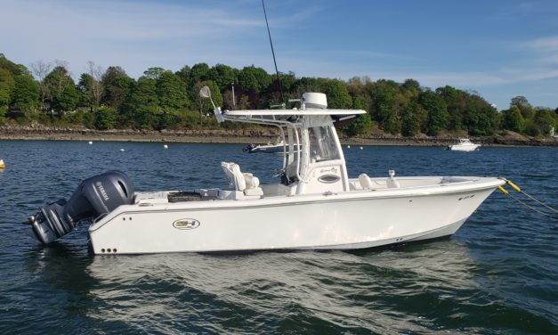 Keepin' It Reel – Sea Hunt 25′
