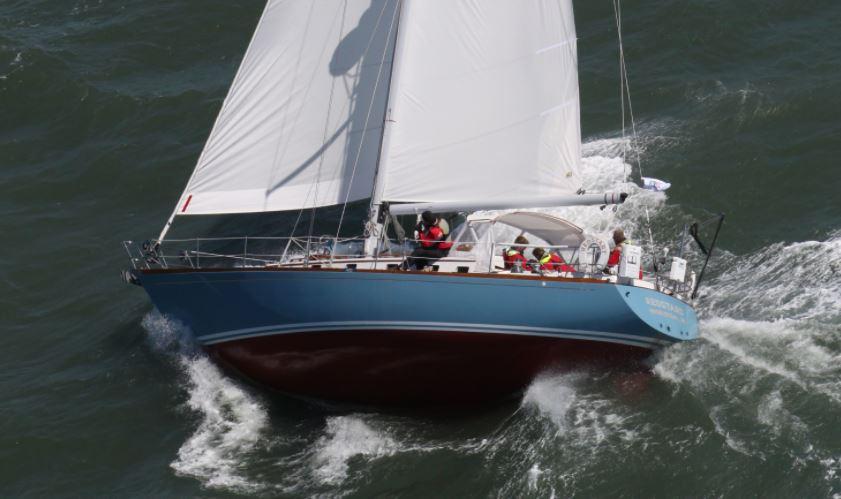 Redstart – Little Harbor 44′