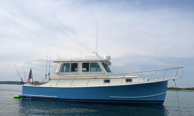 Truant – Blue Seas 31′