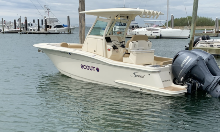 Scout – Scout 255′