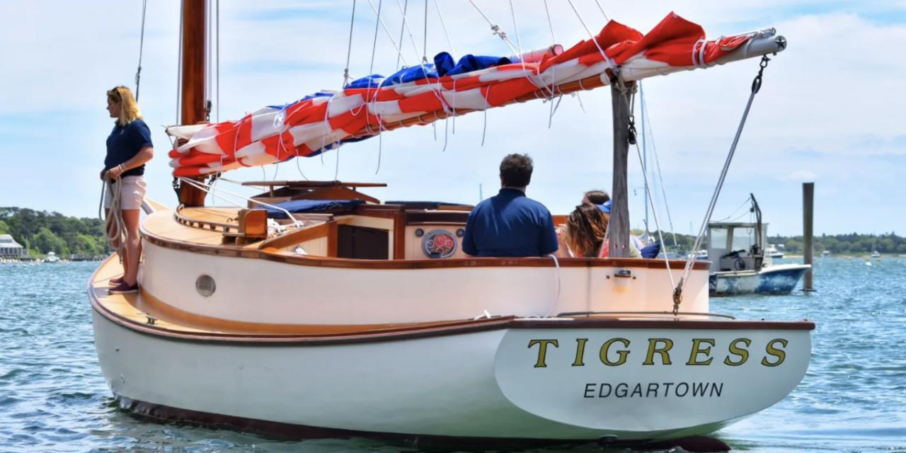 Tigress – Catboat 30′