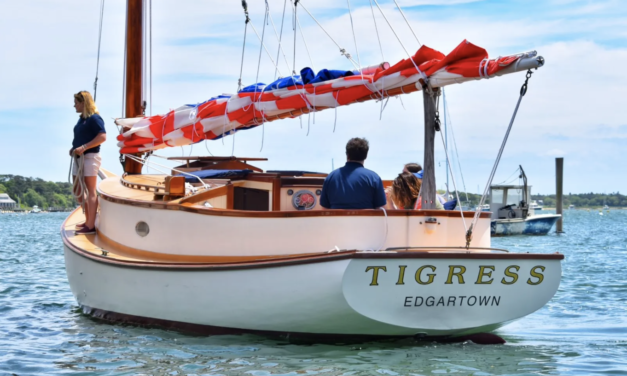 Tigress – Catboat 30′