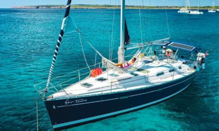 ForTuna – Beneteau Oceanis 393