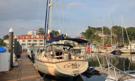 Corona, Island Packet 35′