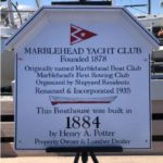 Marblehead Yacht Club Historic Plaque Ceremony