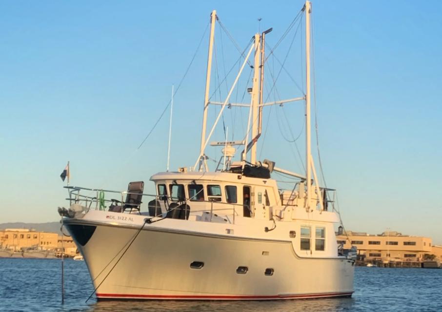 OceanStar – Nordhavn 40'
