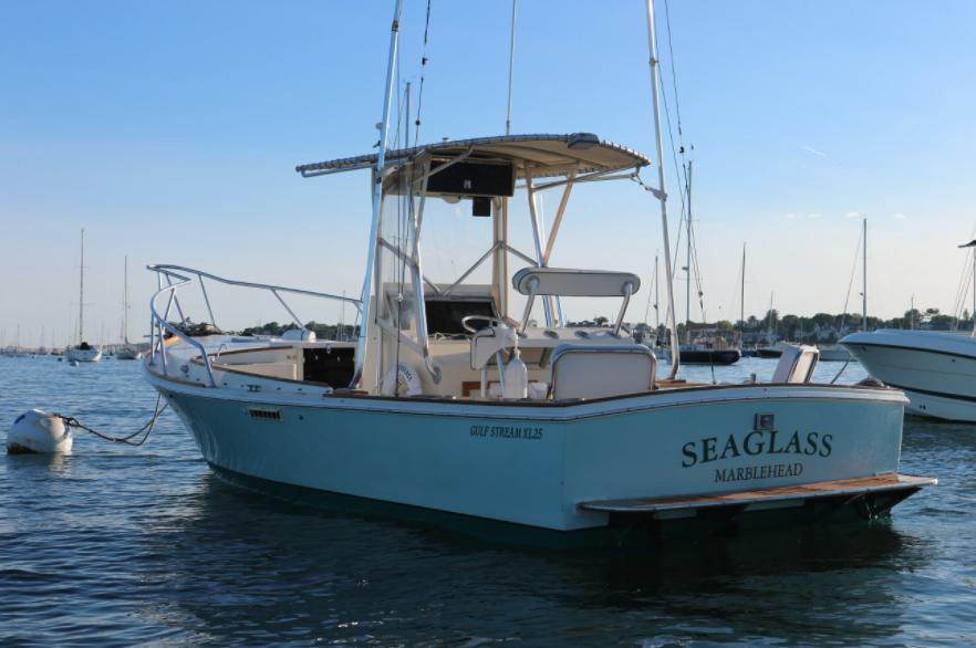 Seaglass, Compass Island 25'